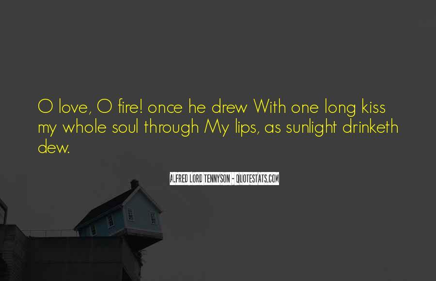 Tennyson Alfred Quotes #153199