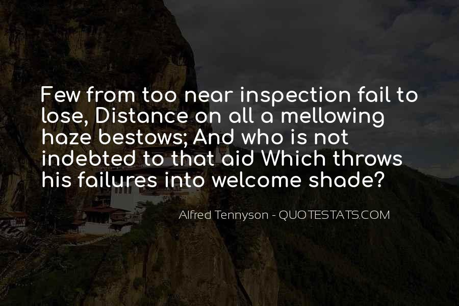 Tennyson Alfred Quotes #166726