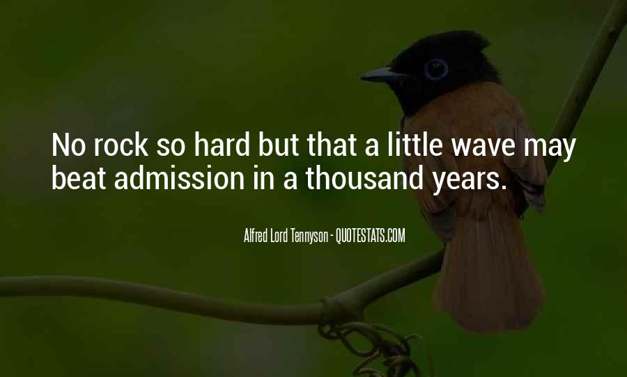 Tennyson Alfred Quotes #183298