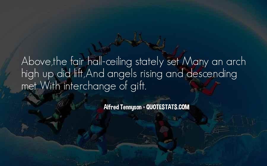 Tennyson Alfred Quotes #212996