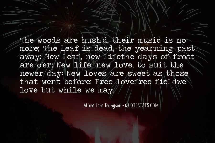 Tennyson Alfred Quotes #219224