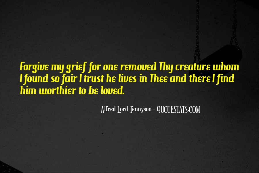 Tennyson Alfred Quotes #224203