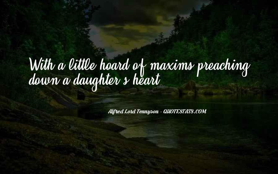 Tennyson Alfred Quotes #261002