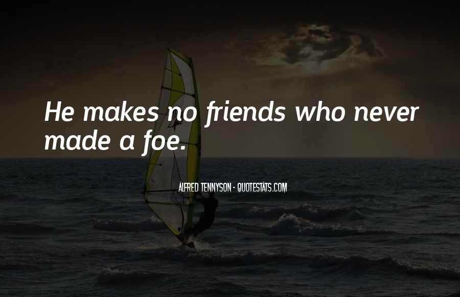 Tennyson Alfred Quotes #289864