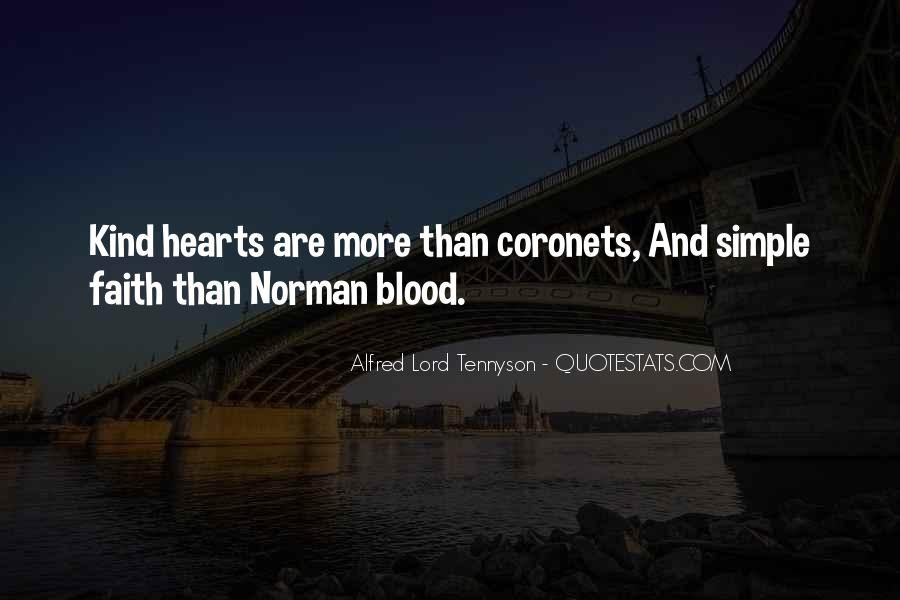 Tennyson Alfred Quotes #295976