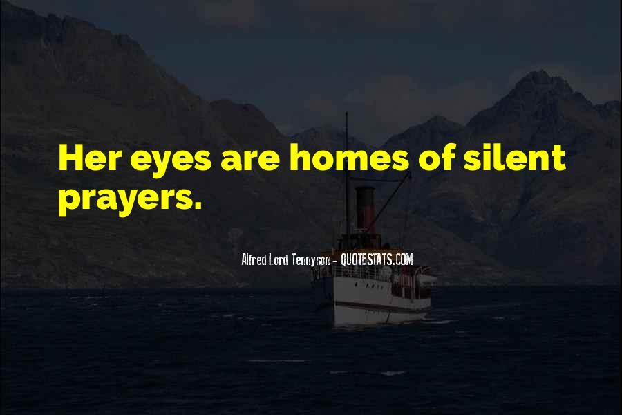 Tennyson Alfred Quotes #36131