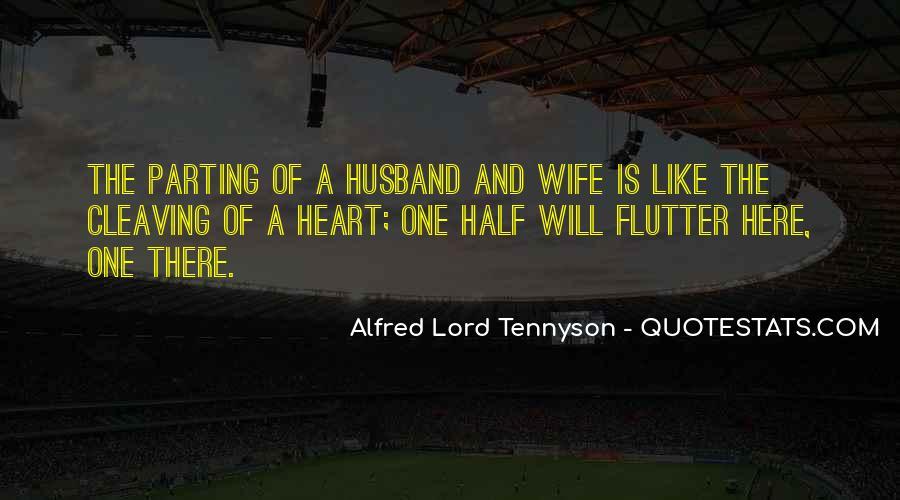 Tennyson Alfred Quotes #399359