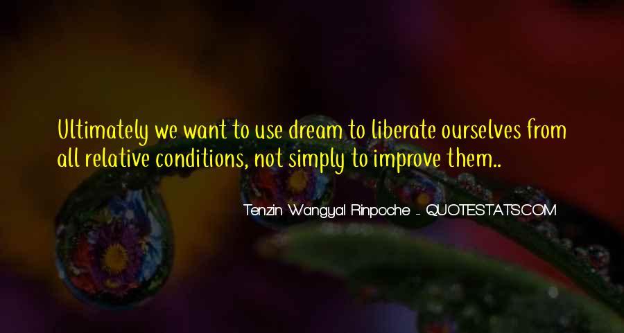 Tenzin Rinpoche Quotes #1322753