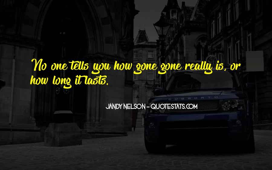 Tera Milna Quotes #1507136