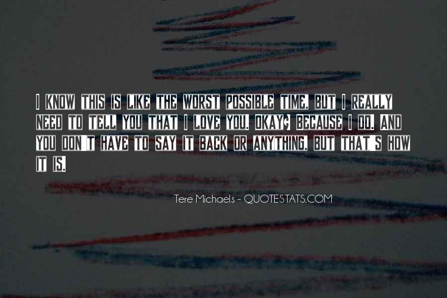 Tere Quotes #1179933