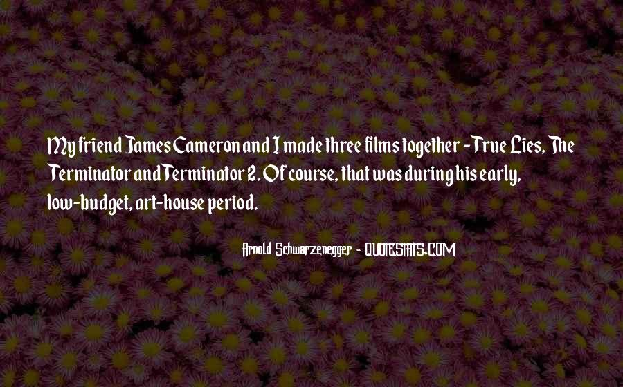 Terminator Schwarzenegger Quotes #1847328