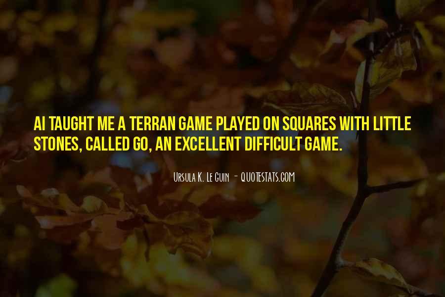 Terran Quotes #1617382