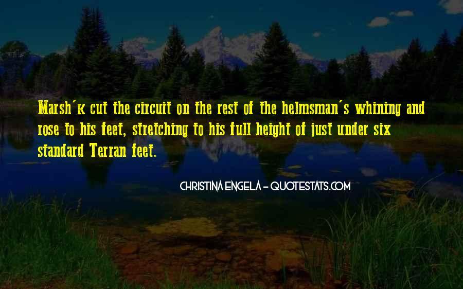 Terran Quotes #846418