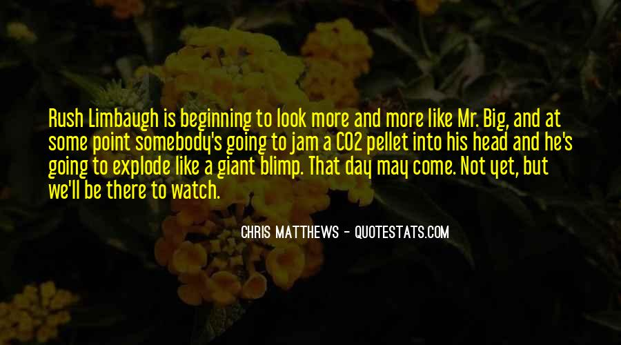 Quotes About Mr Big #33637