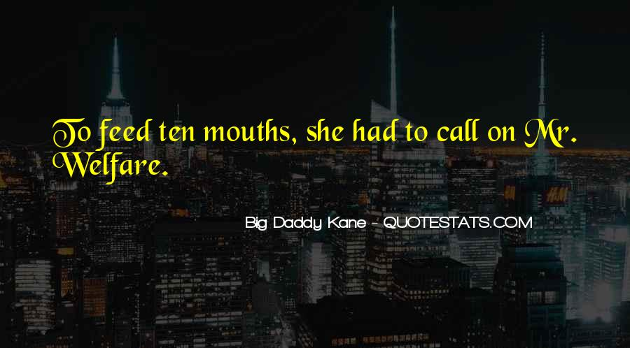 Quotes About Mr Big #68679