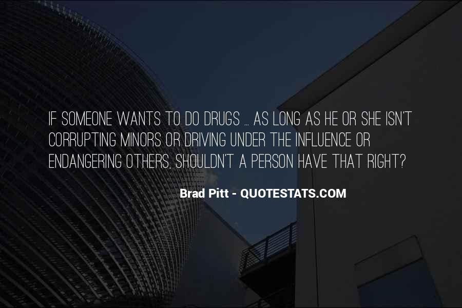 Quotes About Brad Pitt #109611