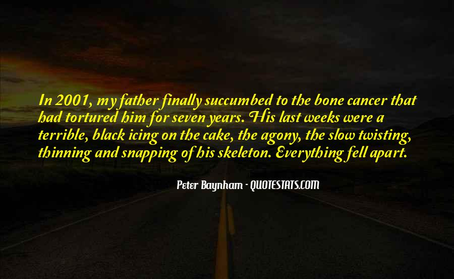 Terrible Father Quotes #349846