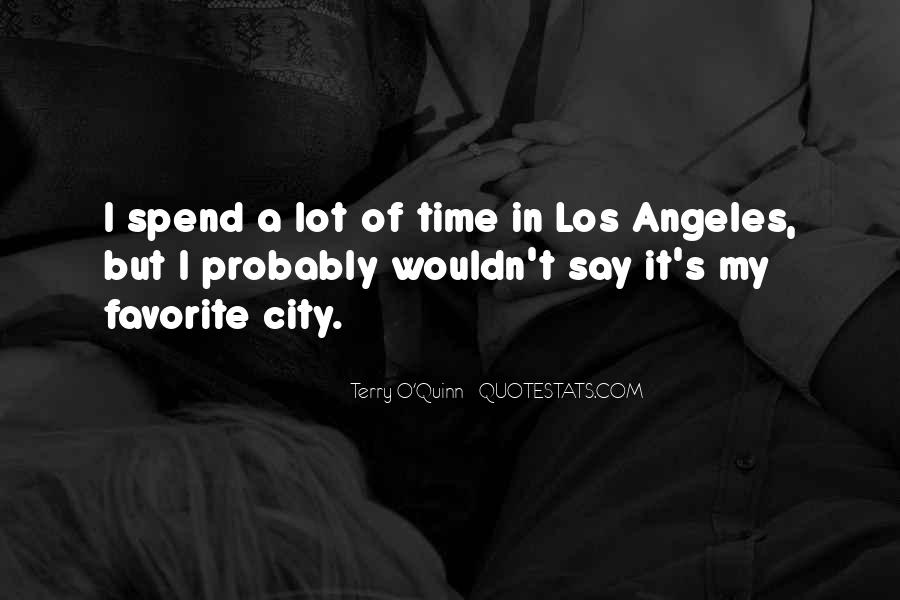 Terry O'neill Quotes #1365649