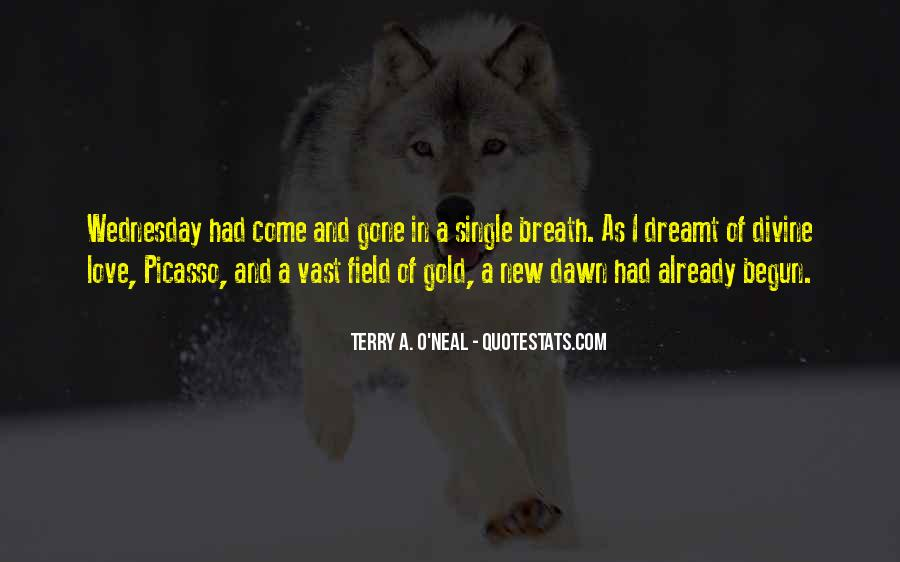 Terry O'neill Quotes #920646