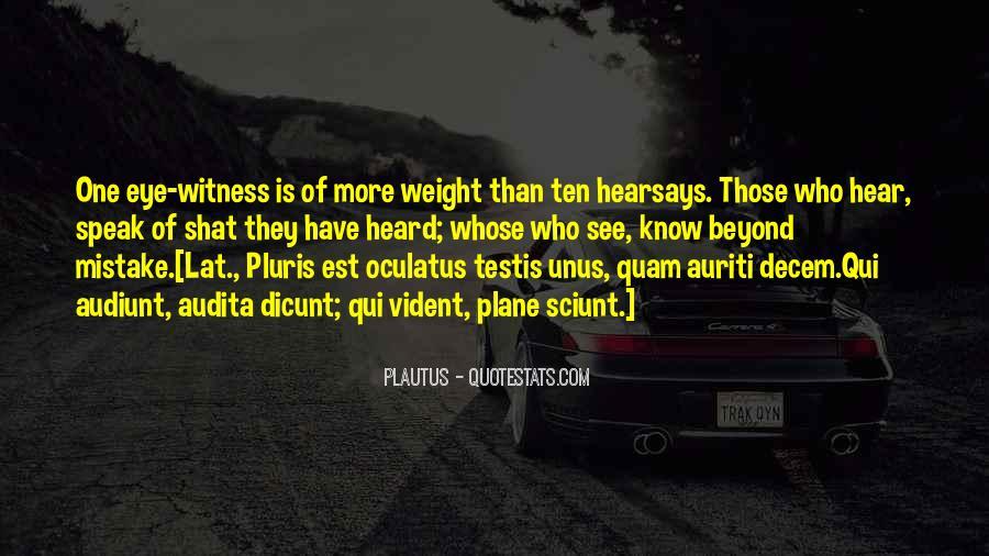Testis Quotes #1645977