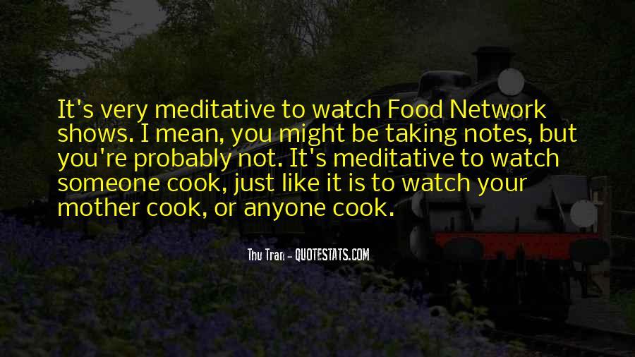 Tex Mex Food Quotes #11733