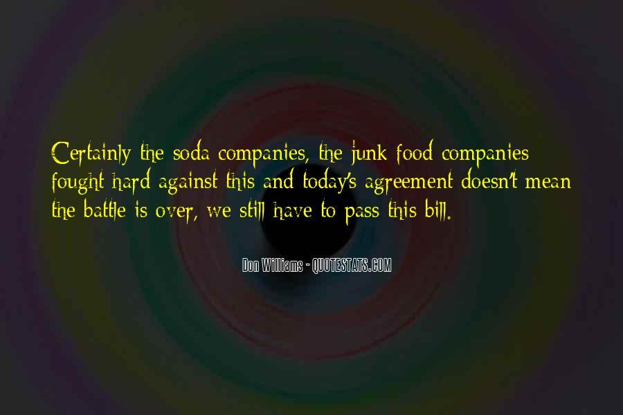 Tex Mex Food Quotes #14625