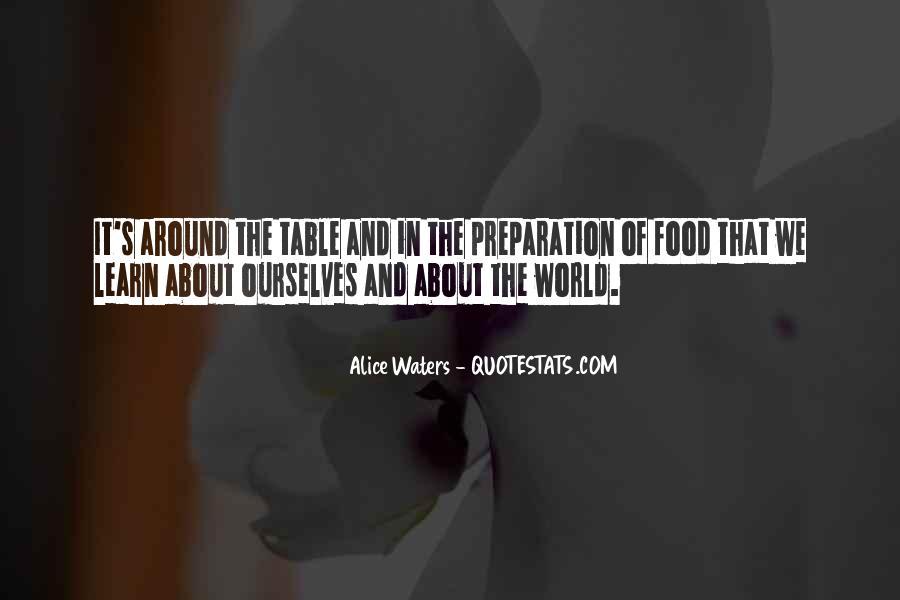 Tex Mex Food Quotes #17006