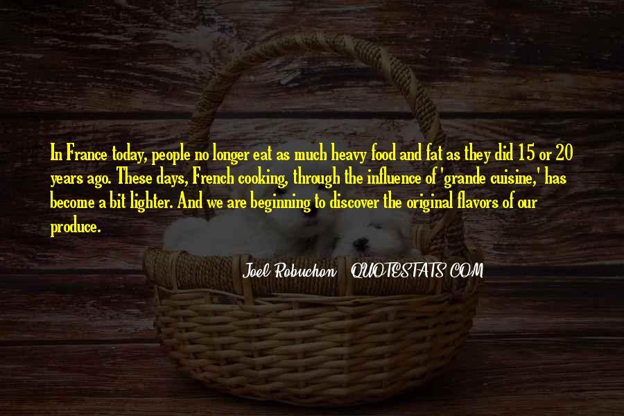 Tex Mex Food Quotes #5