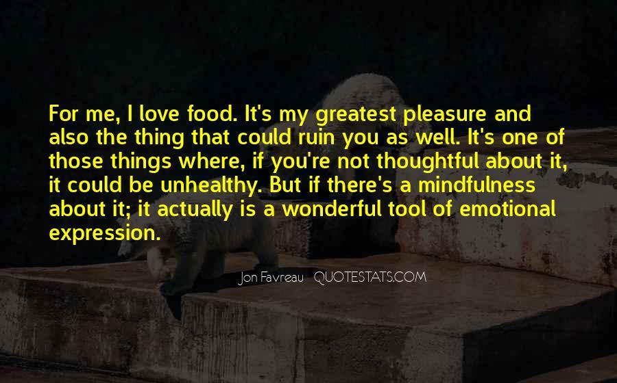 Tex Mex Food Quotes #9937