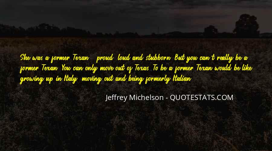 Texan Quotes #1226194