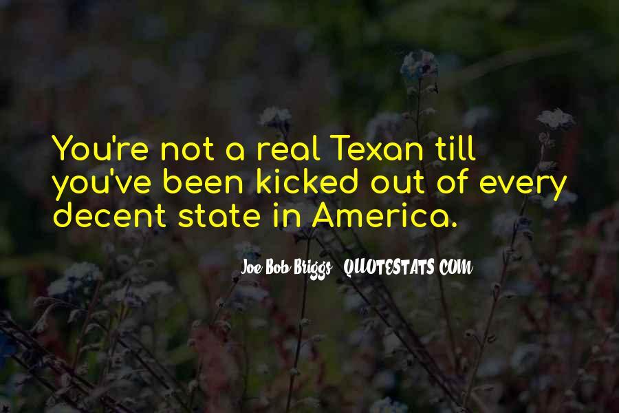 Texan Quotes #131930