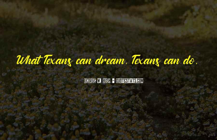 Texan Quotes #1747324