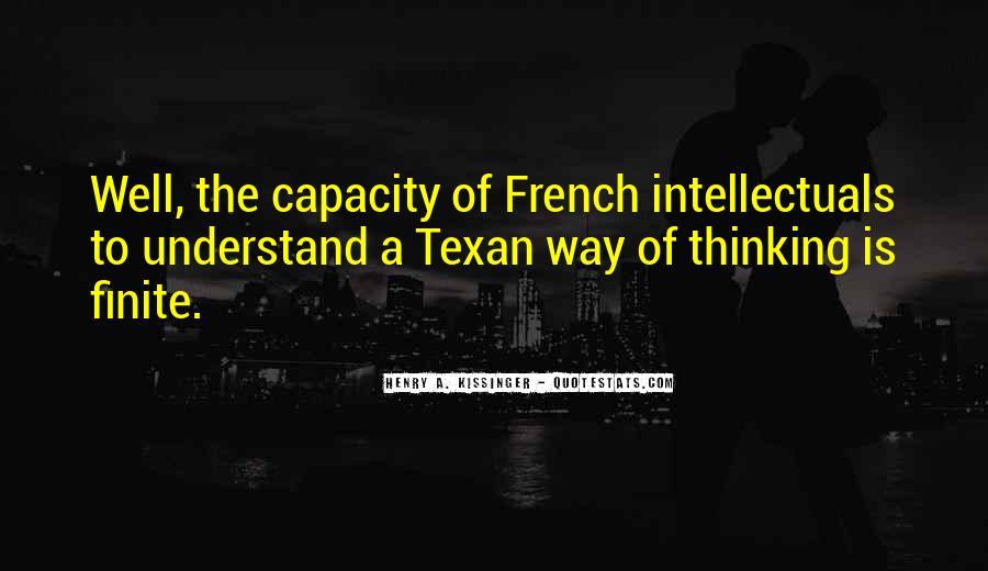 Texan Quotes #305438