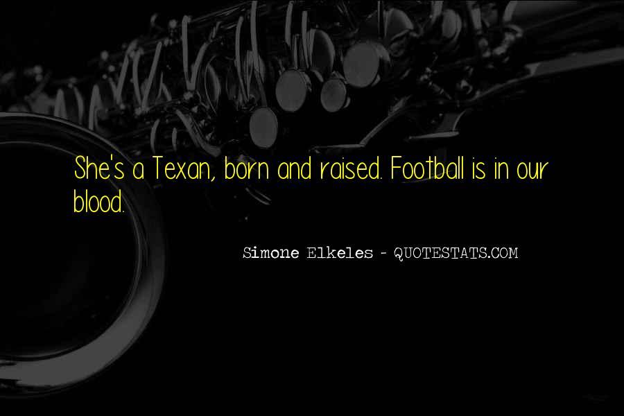 Texan Quotes #424342