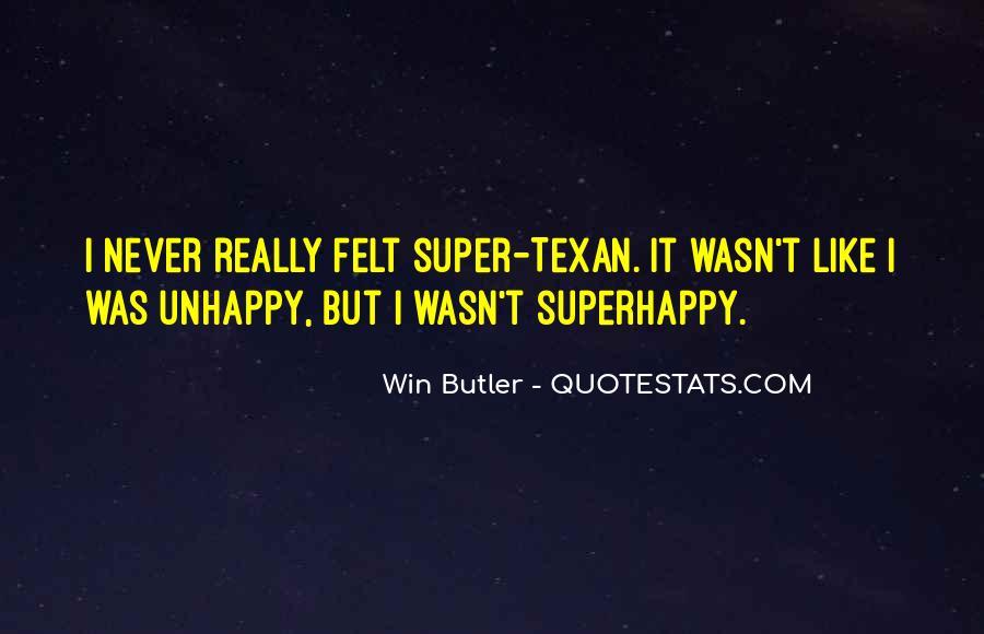 Texan Quotes #866028