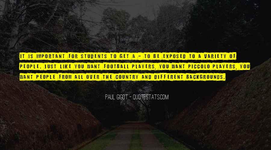 Tfs Piccolo Quotes #849217