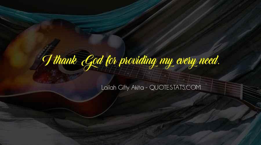 Thank God My Life Quotes #1241758