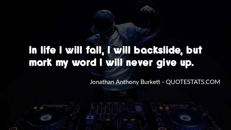 Thank God My Life Quotes #1660067