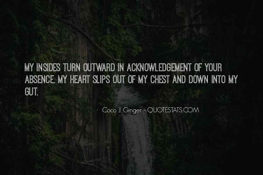 Thank You Acknowledgement Quotes #178168
