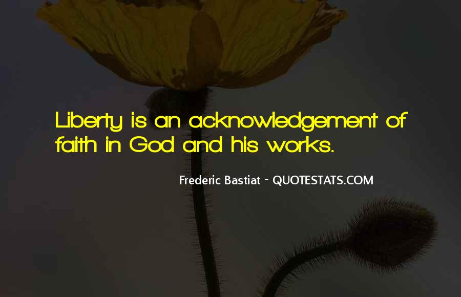Thank You Acknowledgement Quotes #51149