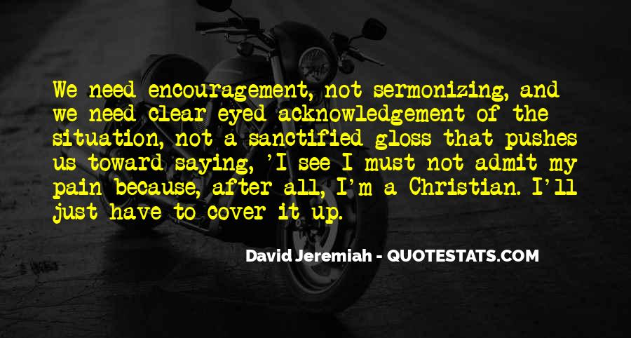 Thank You Acknowledgement Quotes #719531