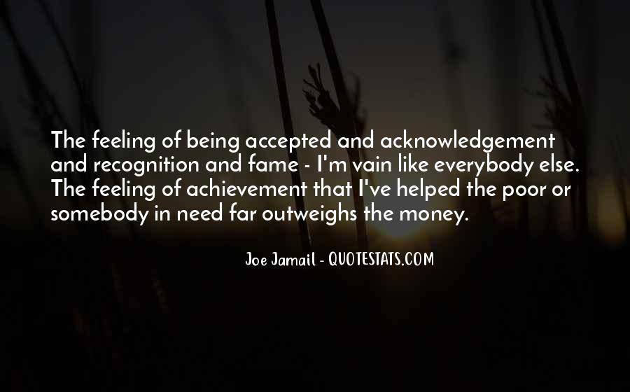 Thank You Acknowledgement Quotes #815650