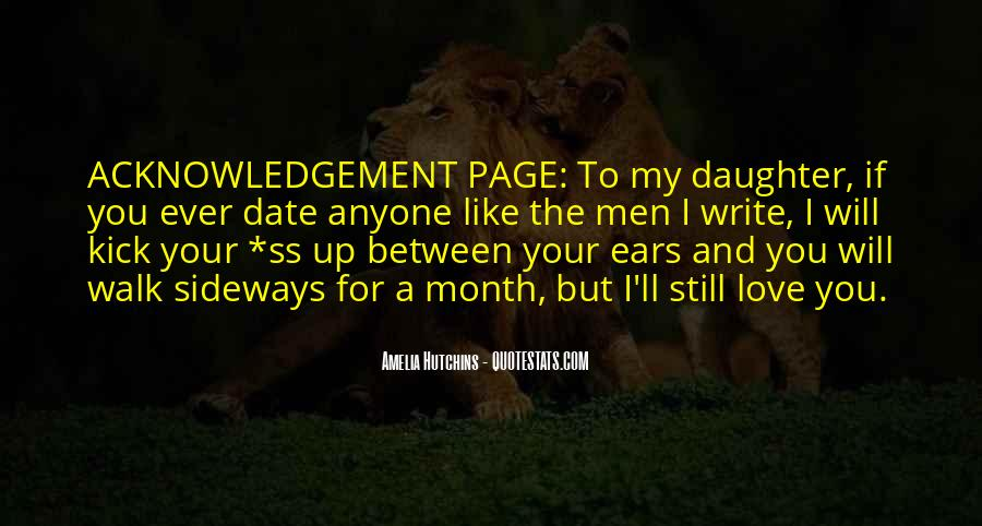 Thank You Acknowledgement Quotes #901031