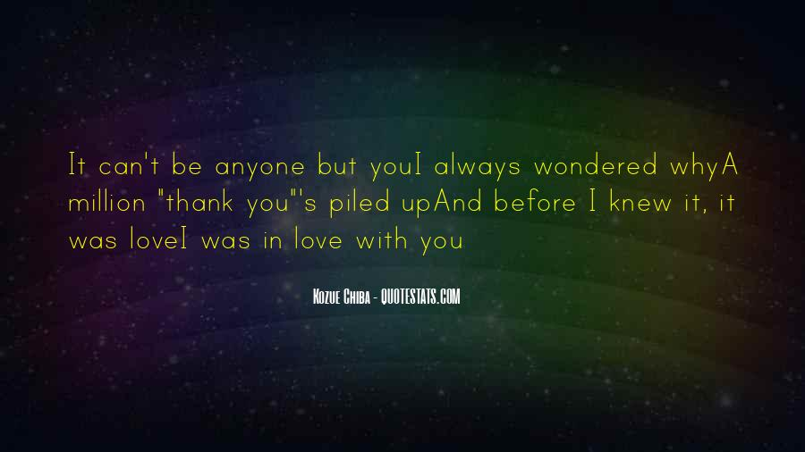 Thank You But Sorry Quotes #14747