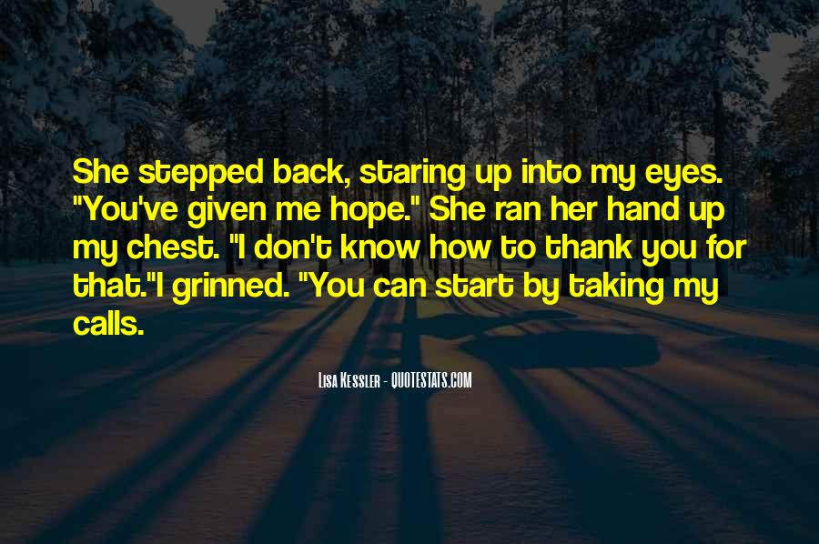 Thank You But Sorry Quotes #6163