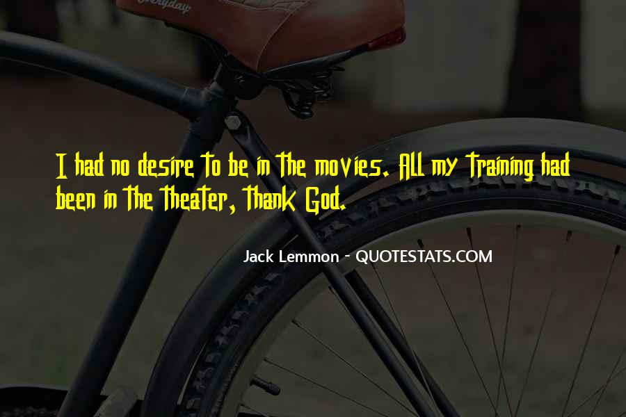 Thank You For Training Quotes #1756635