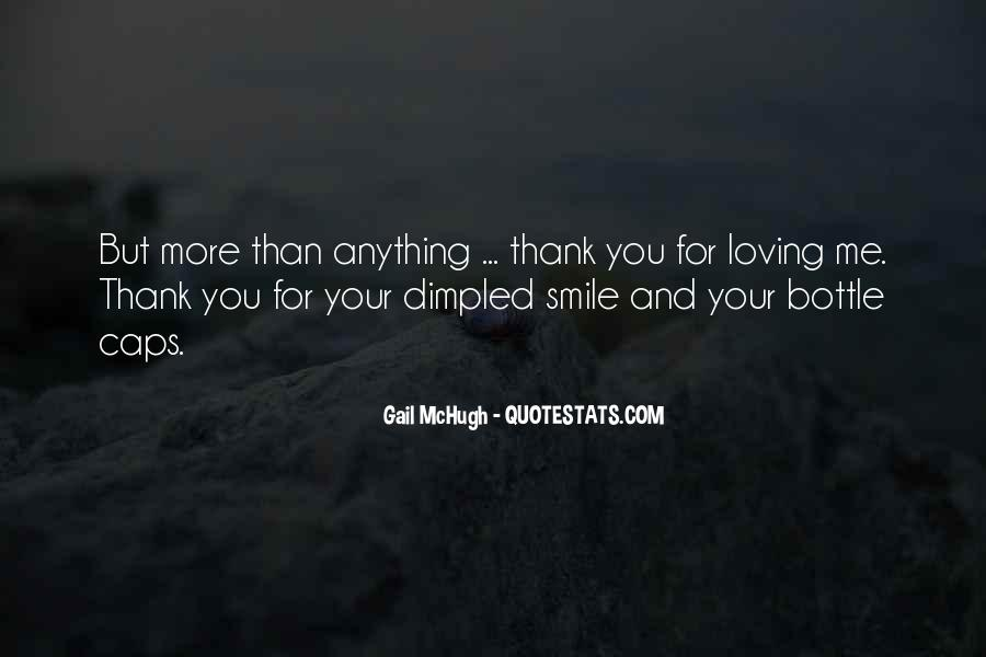 Thank You Smile Quotes #914805