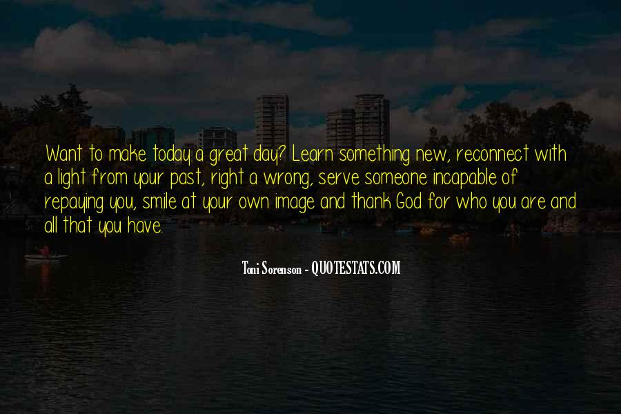 Thank You Smile Quotes #946742