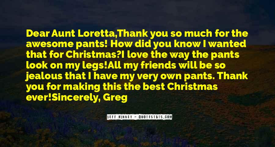 Thank You So Much My Love Quotes #119717