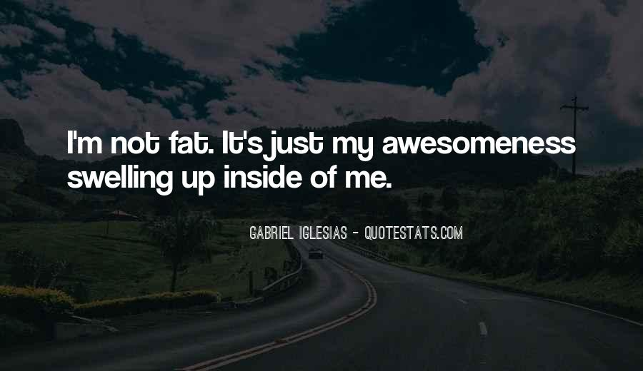 Quotes About Gabriel Iglesias #1579908